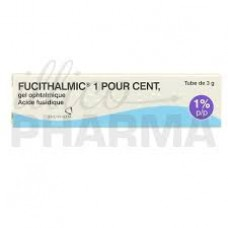fucithalmic 1-pourcent gel ophtalmique