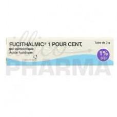fucithalmic 1-pourcent gel ophtalmique