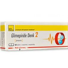 glimepiride denk2 comprime boite-30
