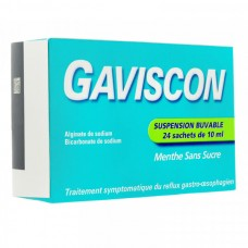 gaviscon buvable suspension sachet 10ml