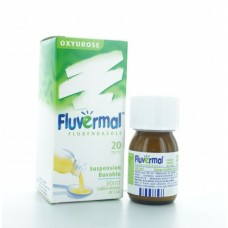 fluvermal 20mg-ml suspension buvable flacon 30ml