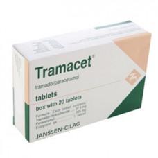tramacetal 37.5mg-325mg comprime