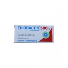thiobactin 500mg comprime boite-24
