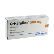 grisefuline 500mg comprime boite-20