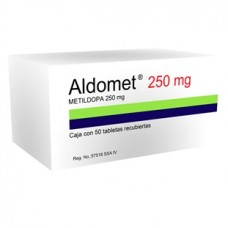 ALDOMET Tablets 250 mg