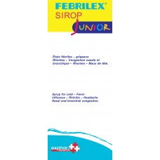 febrilex junior sp 150 ml