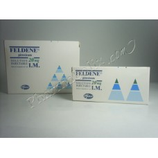 feldene solution injectable 20mg b-2