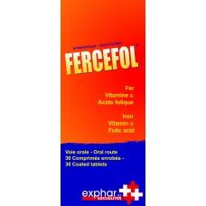 fercefol comprime b-30