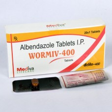 Albendazole 400 MG Tablet