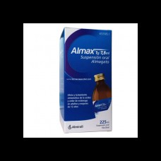 ALMAX 1G  7.5ML ORAL SUSPENSION 225 ML
