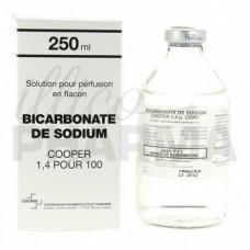 BICARBONATE SODIUM FL-250 COD BTLLE