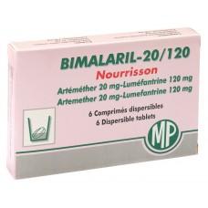 BIMALARIL 20-120 CP B-6