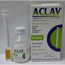 ACLAV SIROP 60ML