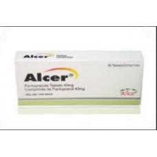 ALCER-Pantoprazole sandoz 40 mg