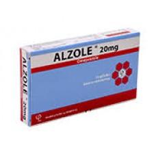 ALZOLE 20mg boite de 14 gelule