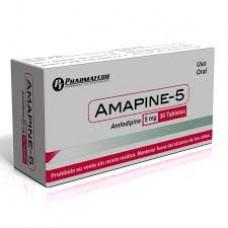 AMAPINE 5 mg cp Boite de 30