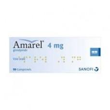 AMAREL 4 MG COMPRIME