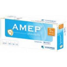 AMEP 5mg boite de 14 comprime