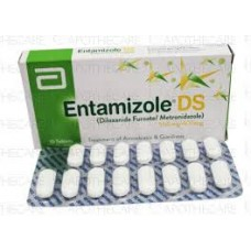 entamizole ds 500mg 400 cpr