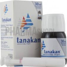 tanakan 40mg buvable flacon 30ml