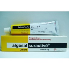 ALGESAL  40GM CREAM