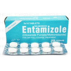 entamizole 250mg 200mg cpr