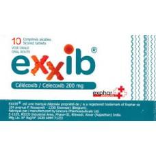 exxib 200mg cp b 10