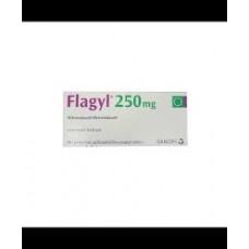 flagyl 250mg comprime boite 20