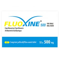 fluoxine 500mg comprime boite-10