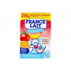 france lait riz fruit