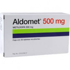 ALDOMET Tablets 500 mg