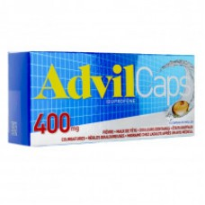 AdvilCaps 400 mg 14 capsules