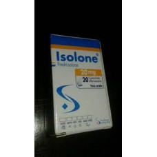 ISOLONE 20mg Comprime Effervescent