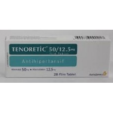 tenoretic 50-12.305mg comprime boite de 30