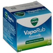 vicks vaporub pommade pot 50g