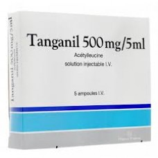 tanganil 500mg  injectable ampoule 5ml