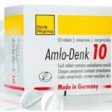 Amlo-Denk 10 Tablet