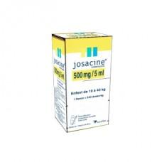 Josacine 500mg comprime boite de 20