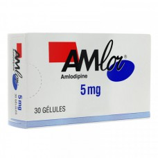 Amlor 5 MG Tablet