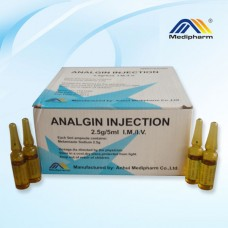 Analgin Injection Detail