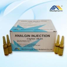 Analgin Injection Detail