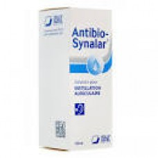 Antibio synalar flacon de 10 ml
