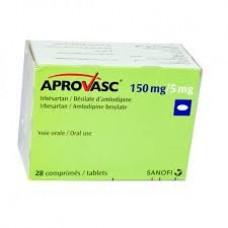 APROVASC 15 mg 5mg cp Boite de 28