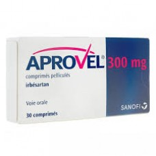 Aprovel 300mg film coated tablets