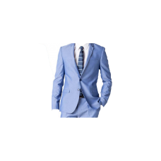 COSTUME-VESTE Suit-2-pieces with shirt and knot
