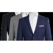COSTUME-VESTE Suit-2-pieces with shirt