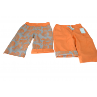 8 year old kiabi brands cropped trousers