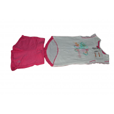 panty set plus shirt for young girl