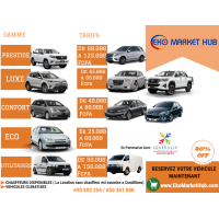 Car Rental Eko Market