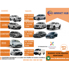 Car Rental Eko Market